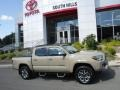 Toyota Tacoma Limited Double Cab 4x4 Quicksand photo #2