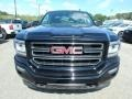 GMC Sierra 1500 Limited Double Cab 4WD Onyx Black photo #2