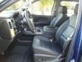 GMC Sierra 1500 SLT Crew Cab 4WD Stone Blue Metallic photo #11