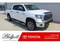Toyota Tundra SR5 CrewMax 4x4 Super White photo #1