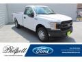 Ford F150 XL Regular Cab Oxford White photo #1