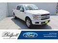 Ford F150 Platinum SuperCrew 4x4 White Platinum photo #1