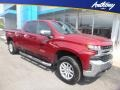 Chevrolet Silverado 1500 LT Z71 Crew Cab 4x4 Cajun Red Tintcoat photo #1