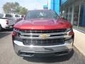 Chevrolet Silverado 1500 LT Z71 Crew Cab 4x4 Cajun Red Tintcoat photo #7