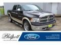 Dodge Ram 1500 Laramie Crew Cab Rugged Brown Pearl photo #1