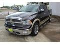 Dodge Ram 1500 Laramie Crew Cab Rugged Brown Pearl photo #4