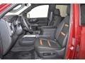 GMC Sierra 1500 AT4 Crew Cab 4WD Red Quartz Tintcoat photo #6