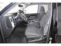 GMC Sierra 1500 SLE Double Cab 4WD Onyx Black photo #7