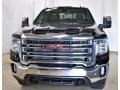 GMC Sierra 2500HD SLT Crew Cab 4WD Onyx Black photo #4
