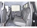 GMC Sierra 2500HD SLT Crew Cab 4WD Onyx Black photo #7