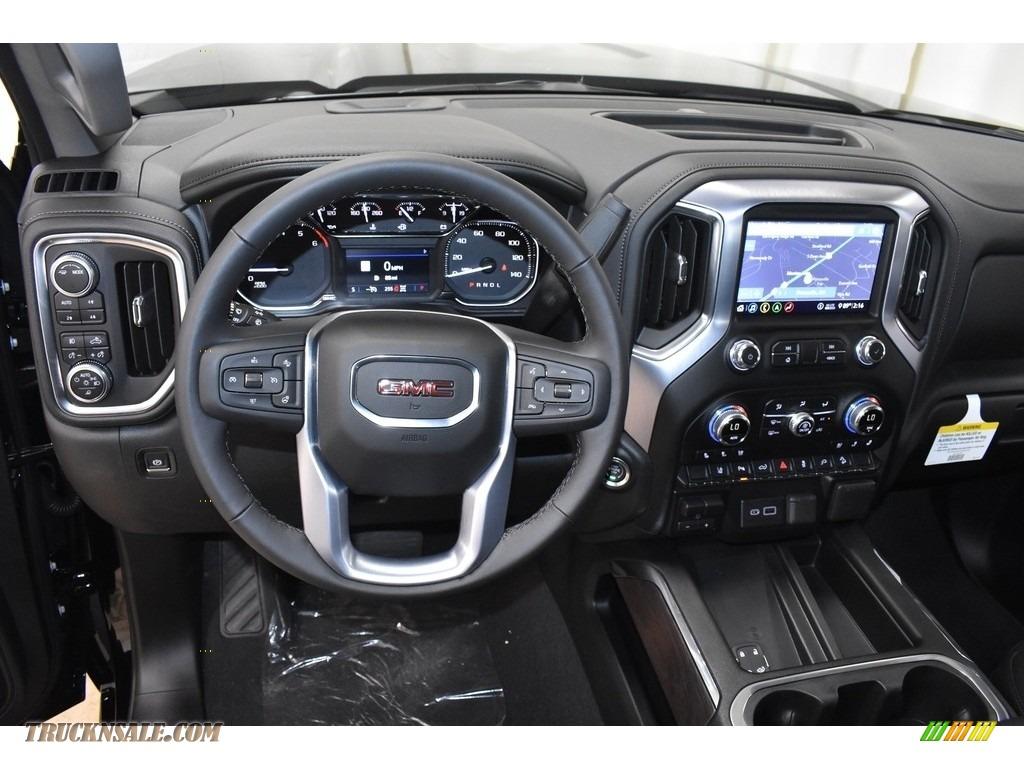 2020 Sierra 2500HD SLT Crew Cab 4WD - Onyx Black / Jet Black photo #8