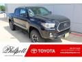 Toyota Tacoma TRD Off-Road Double Cab 4x4 Midnight Black Metallic photo #1