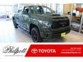 Toyota Tundra TRD Pro CrewMax 4x4 Army Green photo #1
