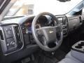 Chevrolet Silverado 2500HD Work Truck Double Cab 4x4 Graphite Metallic photo #17