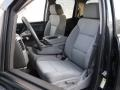 Chevrolet Silverado 2500HD Work Truck Double Cab 4x4 Graphite Metallic photo #21