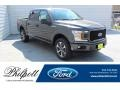 Ford F150 STX SuperCrew 4x4 Magnetic photo #1