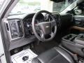 Chevrolet Silverado 1500 LTZ Double Cab 4x4 Silver Ice Metallic photo #6
