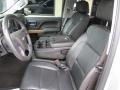 Chevrolet Silverado 1500 LTZ Double Cab 4x4 Silver Ice Metallic photo #7