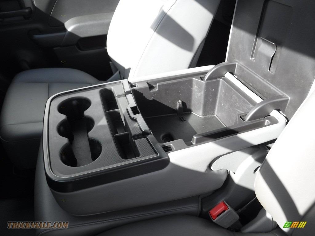 2015 Silverado 1500 WT Regular Cab 4x4 - Victory Red / Dark Ash/Jet Black photo #20
