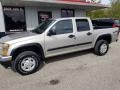 Chevrolet Colorado LT Crew Cab 4x4 Silver Birch Metallic photo #1