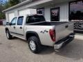 Chevrolet Colorado LT Crew Cab 4x4 Silver Birch Metallic photo #3