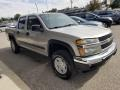 Chevrolet Colorado LT Crew Cab 4x4 Silver Birch Metallic photo #7