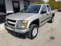 Chevrolet Colorado LT Crew Cab 4x4 Silver Birch Metallic photo #9