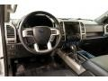 Ford F150 Lariat SuperCab 4x4 White Platinum photo #7