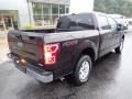 Ford F150 XLT SuperCrew 4x4 Magma Red photo #2