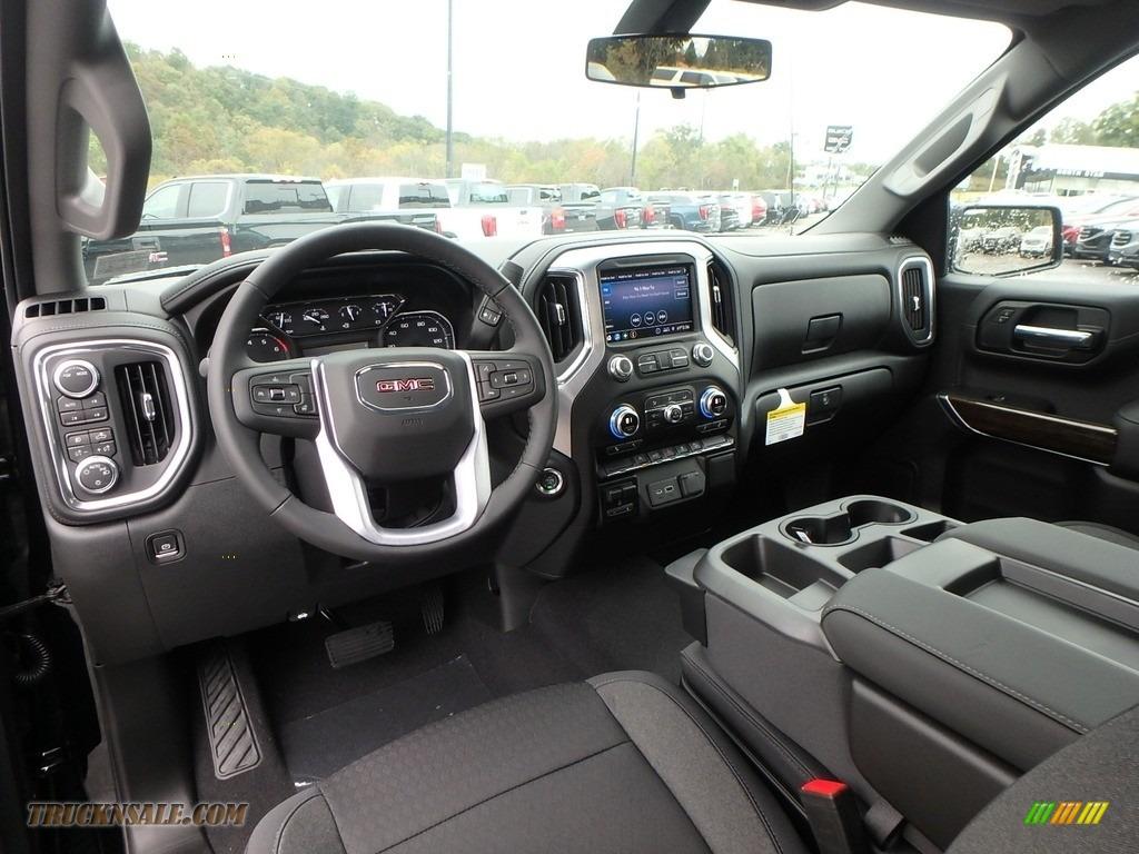 2020 Sierra 1500 Elevation Double Cab 4WD - Onyx Black / Jet Black photo #16