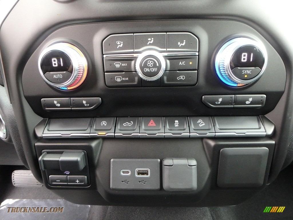 2020 Sierra 1500 Elevation Double Cab 4WD - Onyx Black / Jet Black photo #19