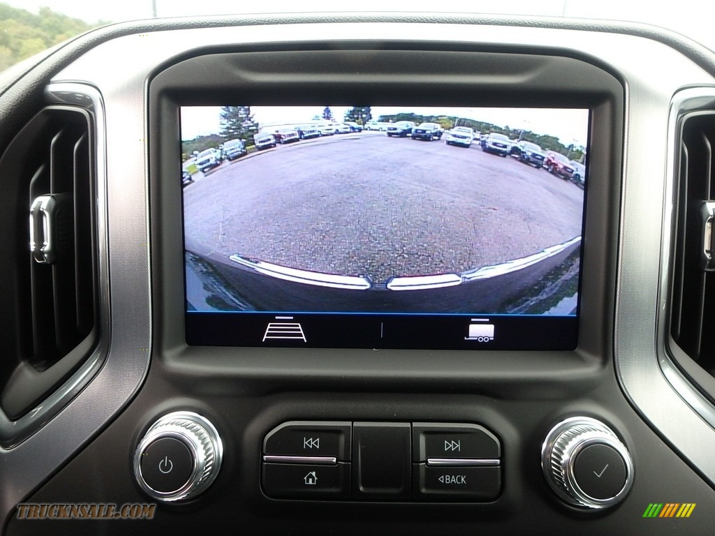 2020 Sierra 1500 Elevation Double Cab 4WD - Onyx Black / Jet Black photo #20