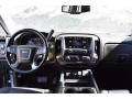 GMC Sierra 1500 SLT Double Cab 4x4 Quicksilver Metallic photo #13