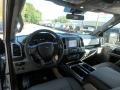 Ford F150 XLT SuperCrew 4x4 Ingot Silver photo #14
