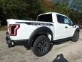 Ford F150 SVT Raptor SuperCab 4x4 Oxford White photo #2