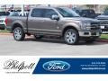 Ford F150 King Ranch SuperCrew 4x4 Stone Gray photo #1