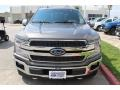 Ford F150 King Ranch SuperCrew 4x4 Stone Gray photo #2