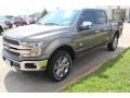Ford F150 King Ranch SuperCrew 4x4 Stone Gray photo #3