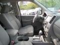 Nissan Frontier SV Crew Cab 4x4 Gun Metallic photo #17