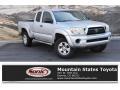 Toyota Tacoma Access Cab 4x4 Silver Streak Mica photo #1