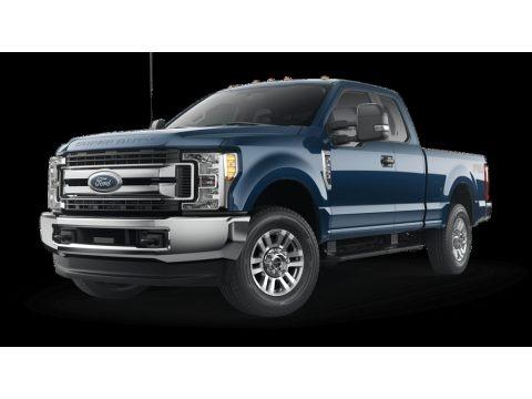 Blue Jeans 2019 Ford F250 Super Duty XL SuperCab 4x4