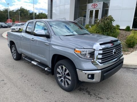 Cement 2020 Toyota Tundra Limited Double Cab 4x4