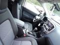 Chevrolet Colorado Z71 Crew Cab 4x4 Black photo #9