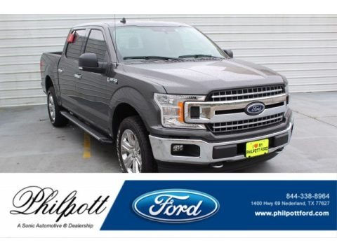 Magnetic 2019 Ford F150 XLT SuperCrew 4x4