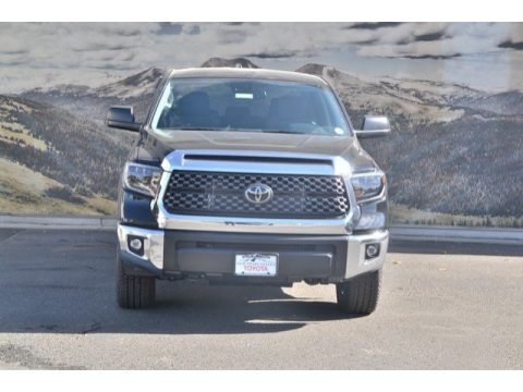 Midnight Black Metallic 2020 Toyota Tundra SR5 CrewMax 4x4