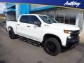 Chevrolet Silverado 1500 Custom Trail Boss Crew Cab 4x4 Summit White photo #1