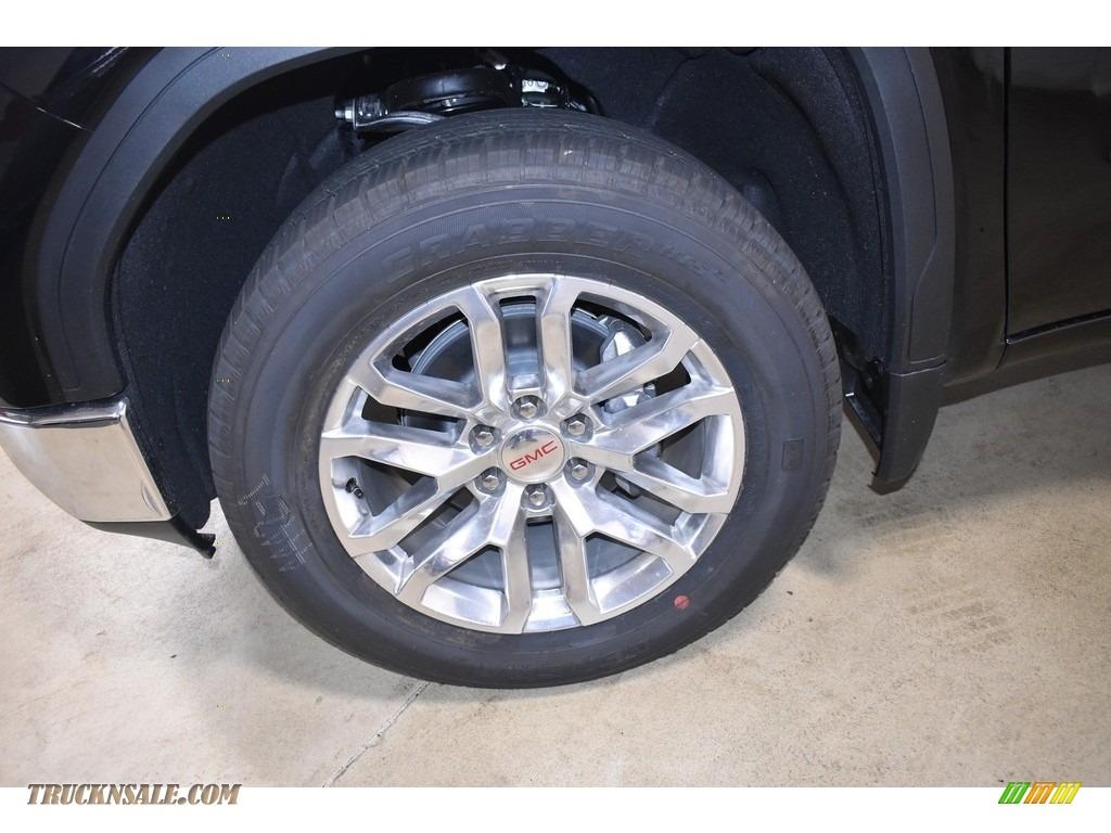 2020 Sierra 1500 SLE Double Cab 4WD - Onyx Black / Jet Black photo #5