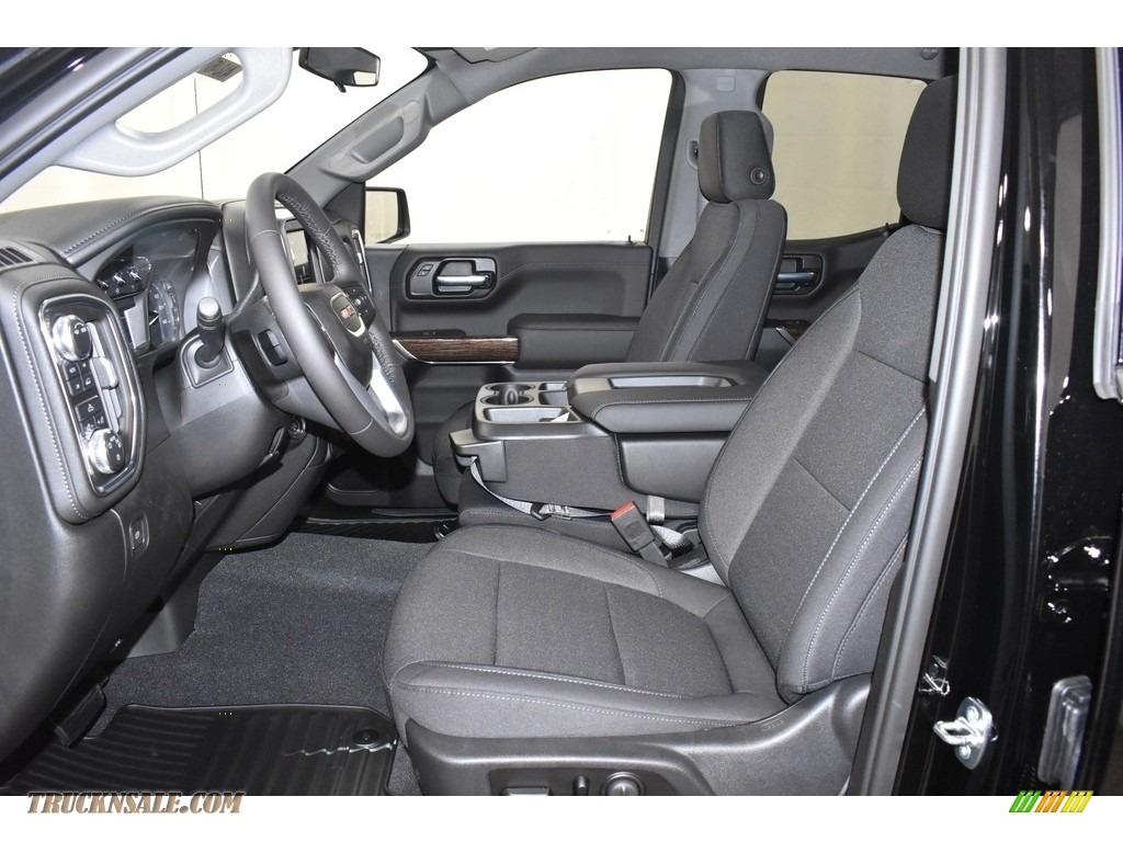 2020 Sierra 1500 SLE Double Cab 4WD - Onyx Black / Jet Black photo #6