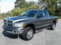 Dodge Ram 2500 SLT Quad Cab 4x4 Graphite Metallic photo #2