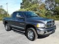 Dodge Ram 2500 SLT Quad Cab 4x4 Graphite Metallic photo #4